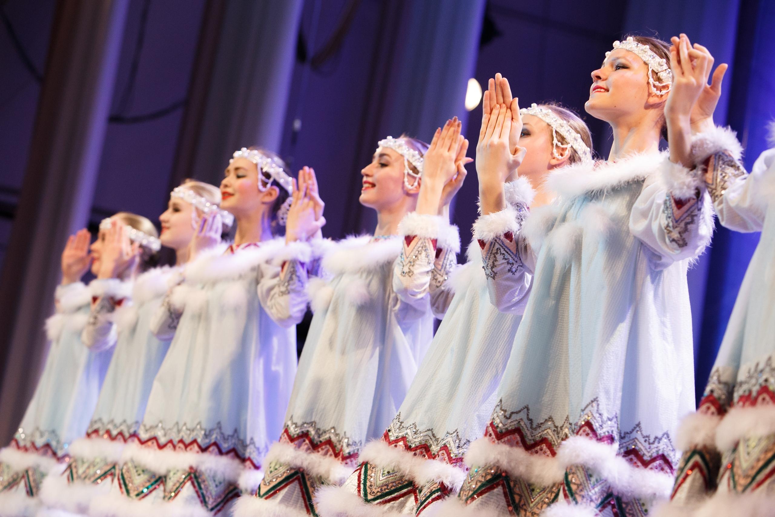 Танцуй и пой, Великая Россия!