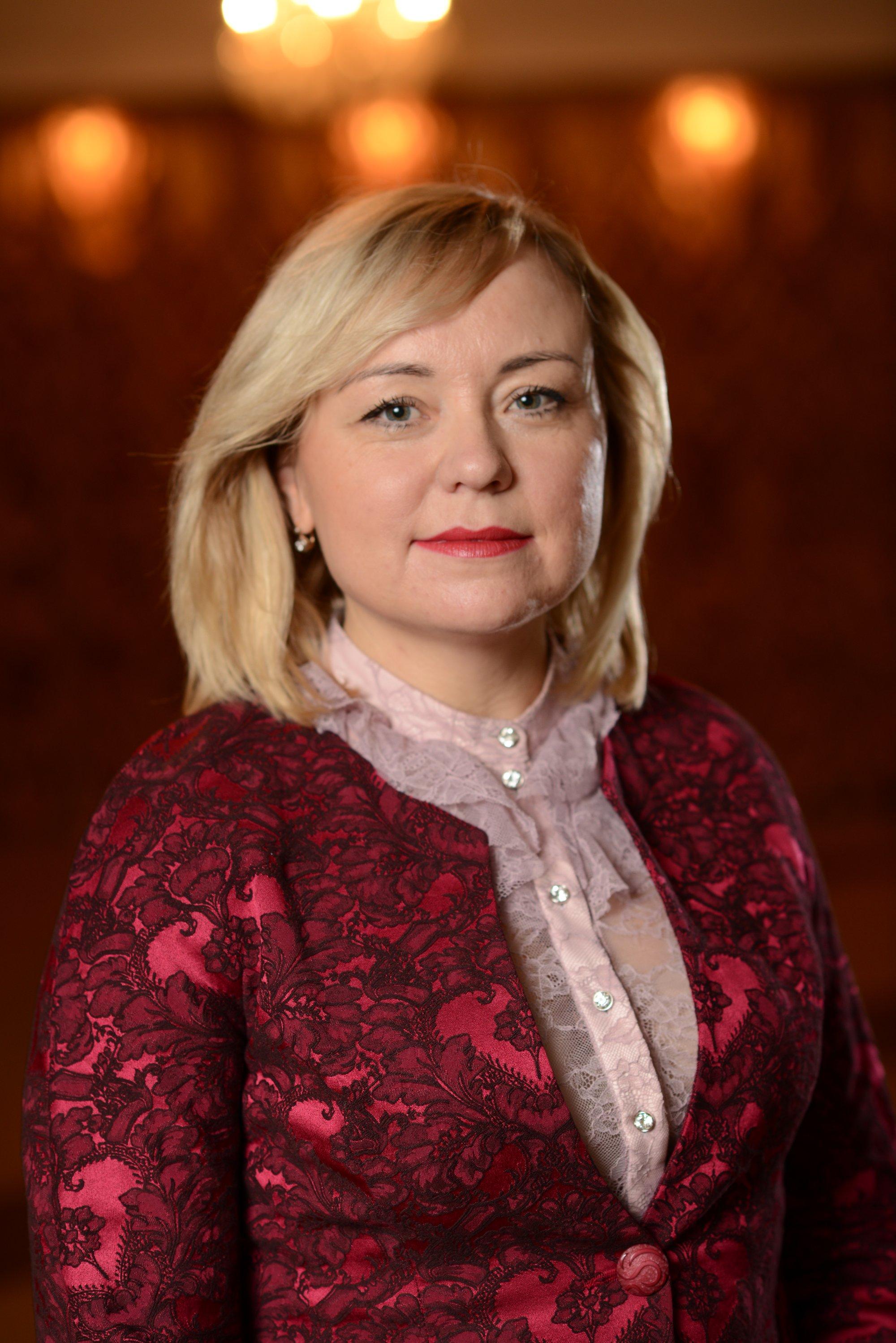 Марина Барбир