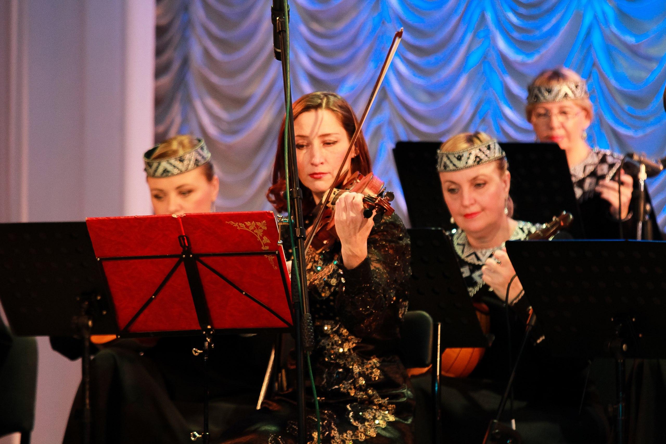 Концертная программа «Любимые мелодии кино»
