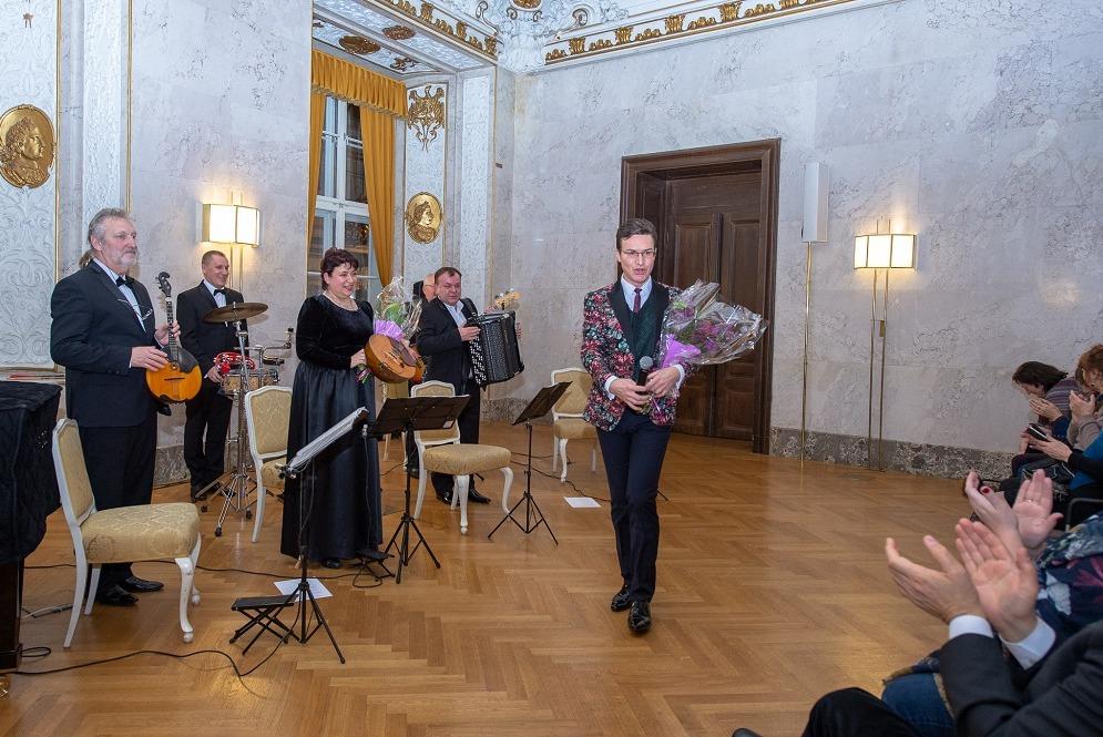 Закрытия Года музыки и культурных маршрутов Россия – Австрия